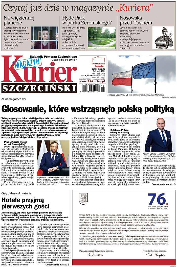 Kurier Szczeciński -                     2021-05-12