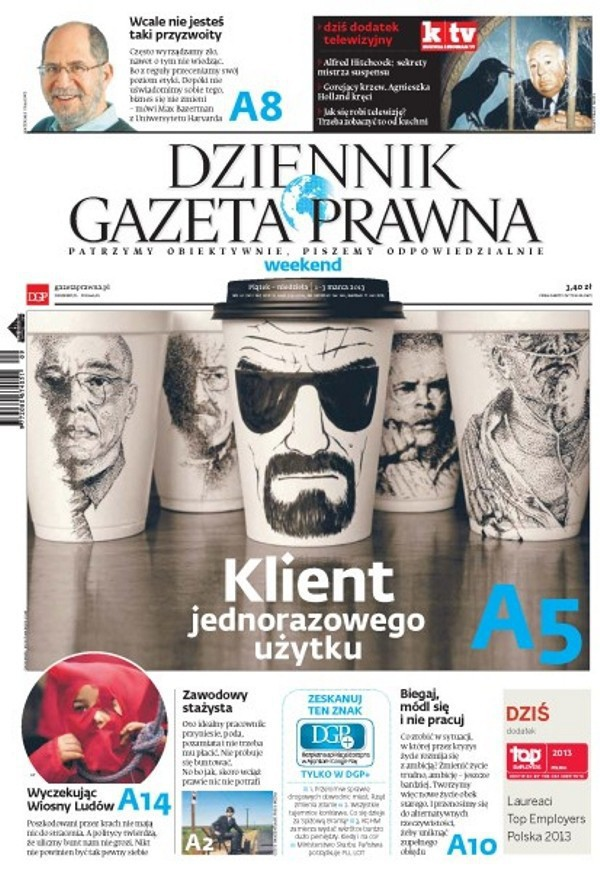 Dziennik Gazeta Prawna -                     2013-03-01