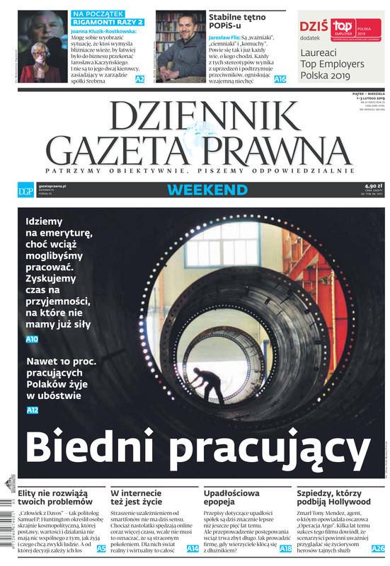 Dziennik Gazeta Prawna -                     2019-02-01