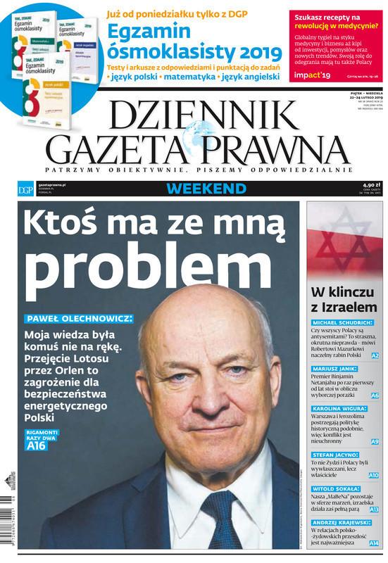 Dziennik Gazeta Prawna -                     2019-02-22