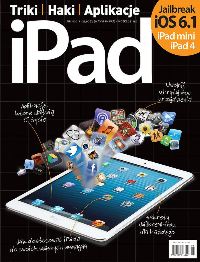 iPad Triki Haki Aplikacje -                     1/2013