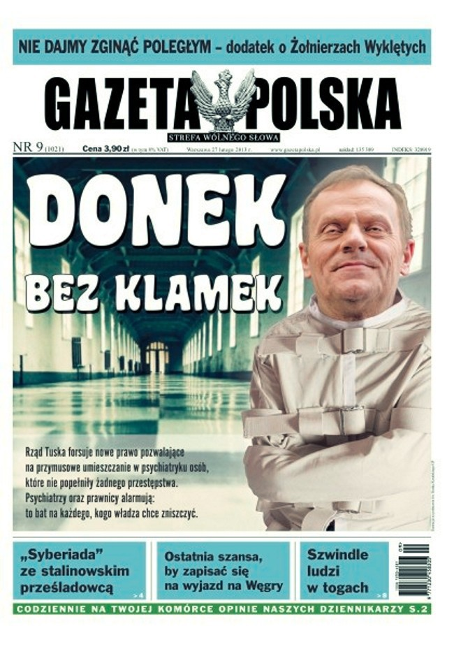 Gazeta Polska -                     9/2013