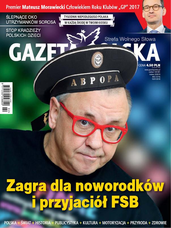 Gazeta Polska -                     2/2018
