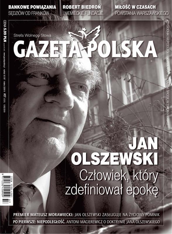 Gazeta Polska -                     7/2019