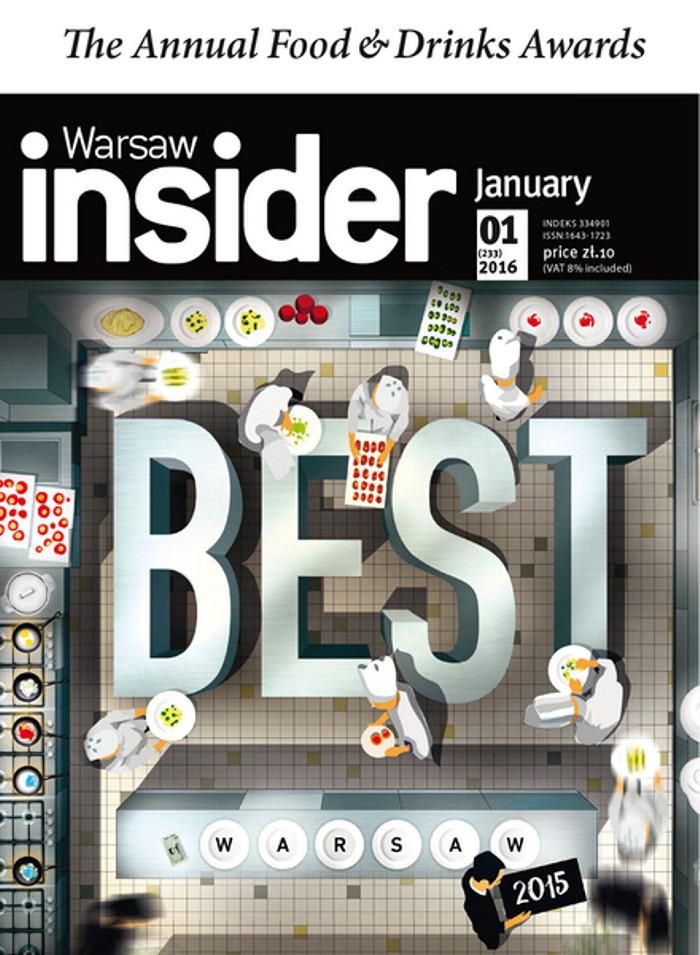 Warsaw Insider -                     1/2016