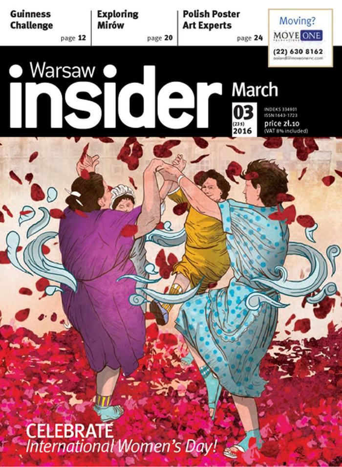 Warsaw Insider -                     3/2016