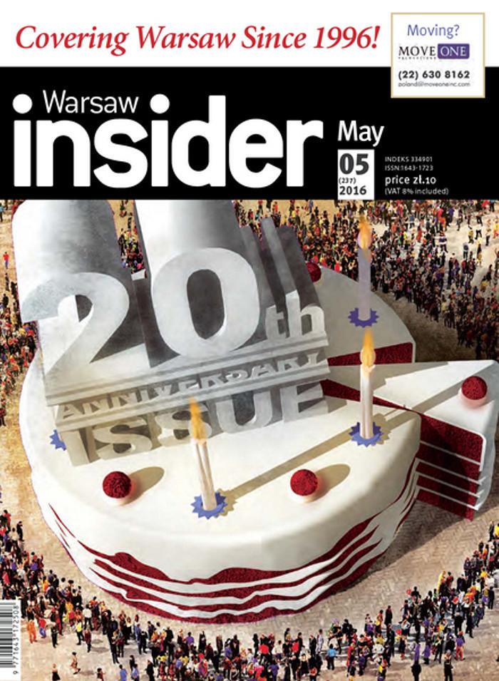 Warsaw Insider -                     5/2016