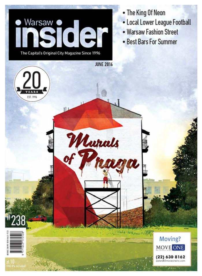 Warsaw Insider -                     6/2016