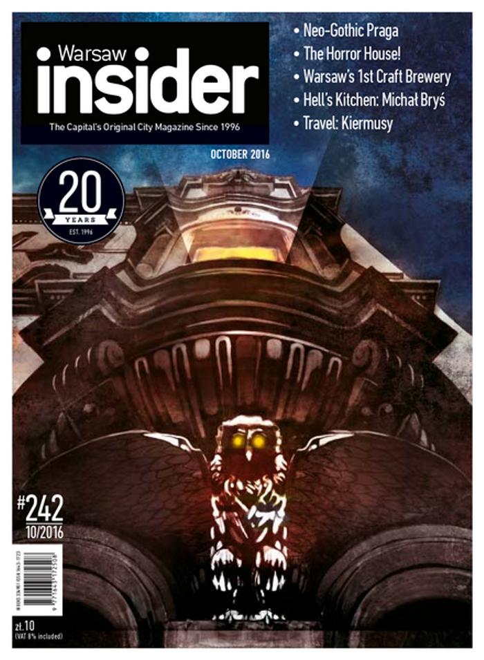 Warsaw Insider -                     10/2016