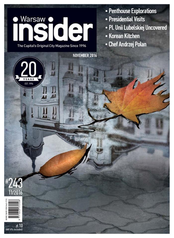 Warsaw Insider -                     11/2016