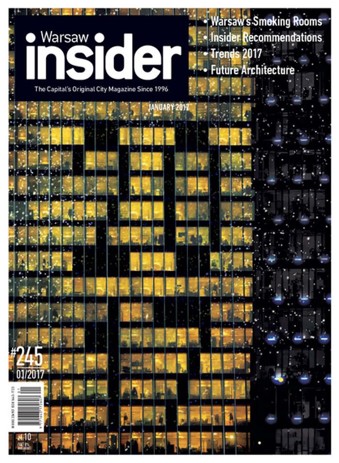 Warsaw Insider -                     1/2017