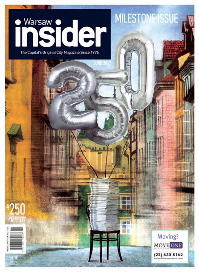 Warsaw Insider -                     6/2017