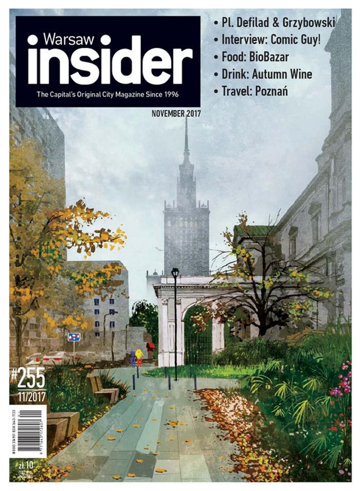 Warsaw Insider -                     11/2017