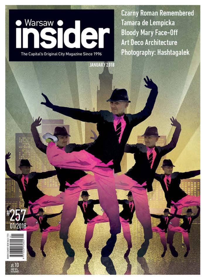 Warsaw Insider -                     1/2018