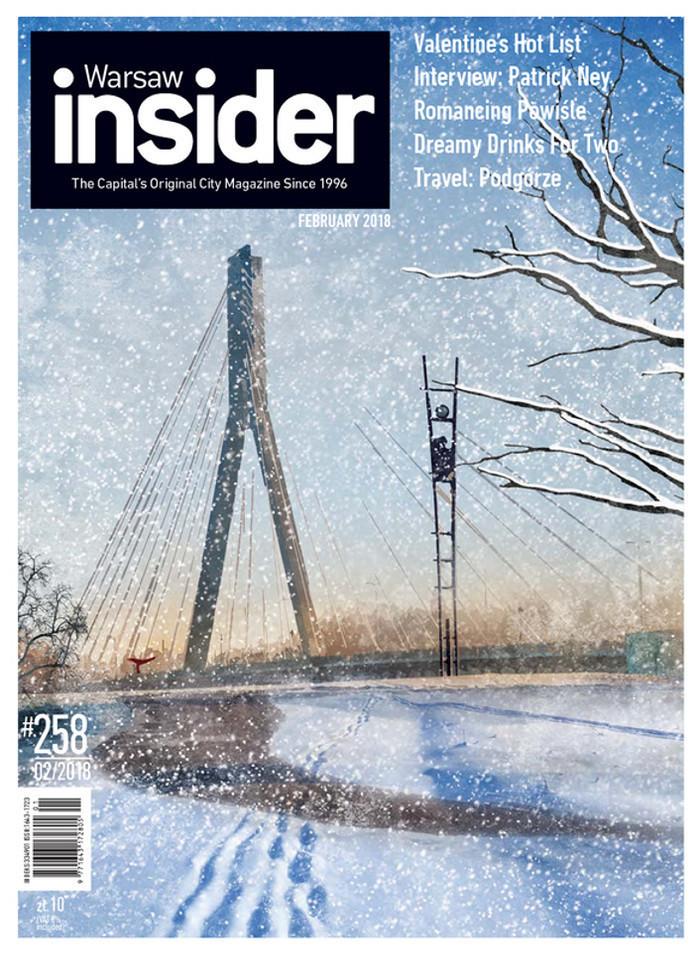 Warsaw Insider -                     2/2018