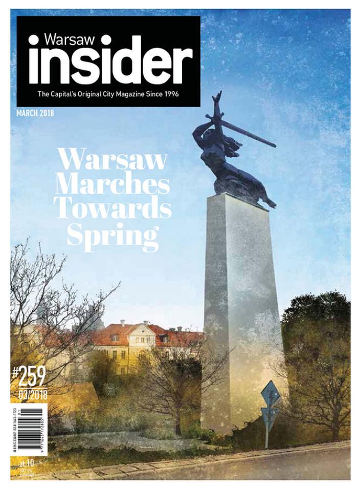 Warsaw Insider -                     3/2018