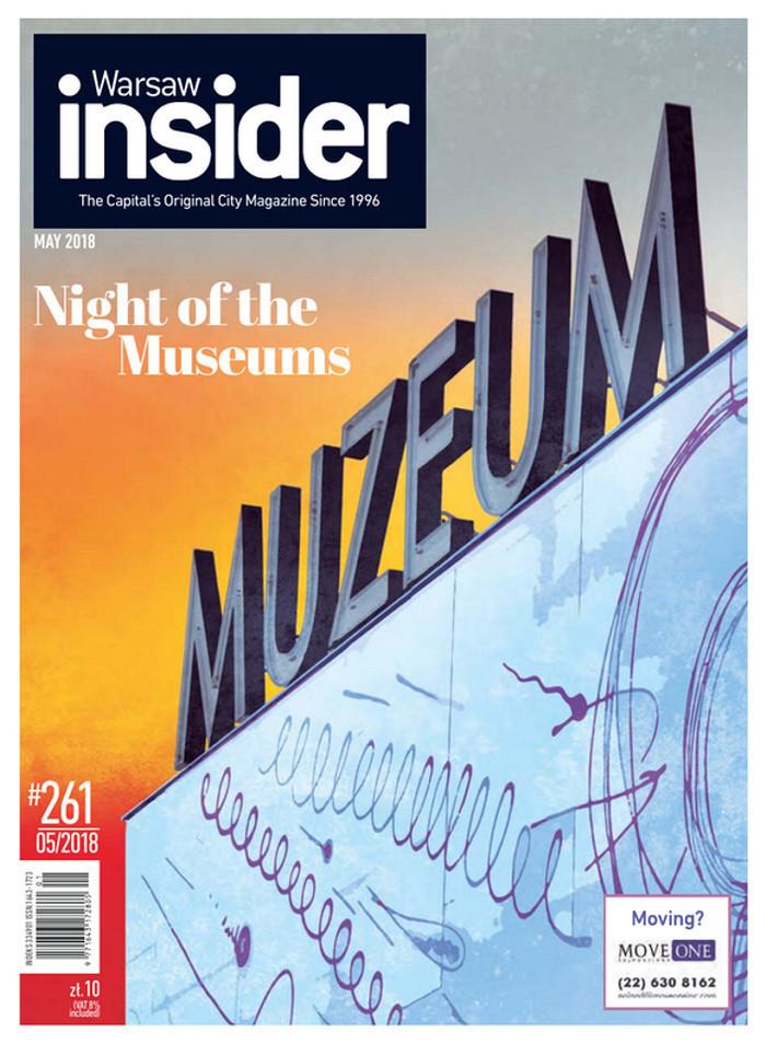 Warsaw Insider -                     5/2018