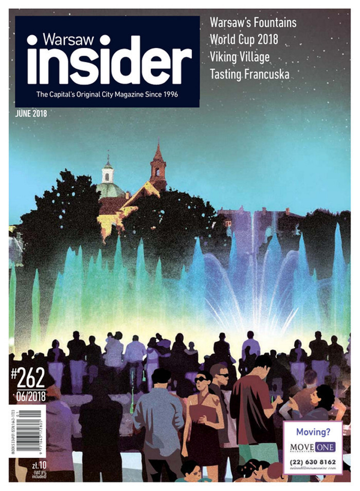 Warsaw Insider -                     6/2018