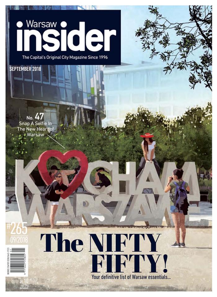 Warsaw Insider -                     9/2018