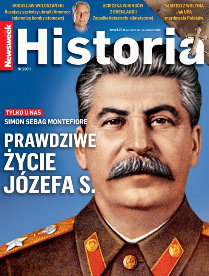 Newsweek Historia -                     3/2013