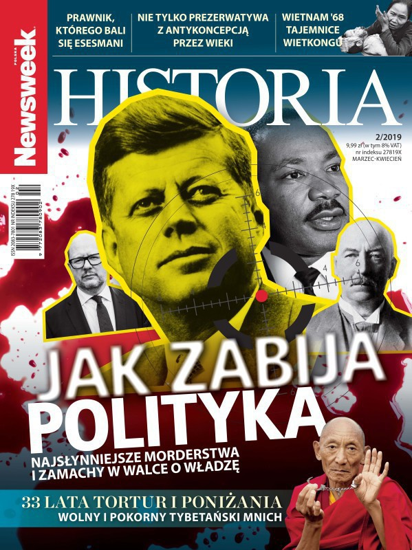 Newsweek Historia -                     2019-03-26