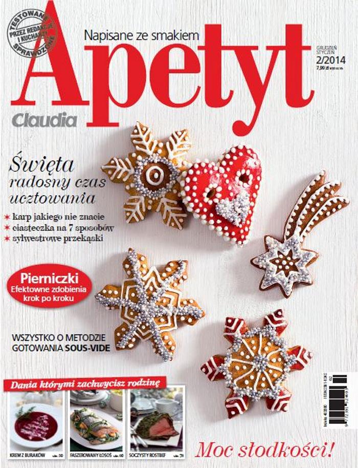 Claudia Apetyt -                     2/2014