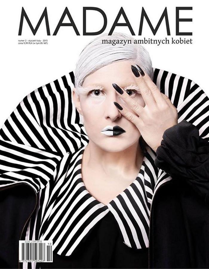 Madame. Magazyn ambitnych kobiet -                     1/2015