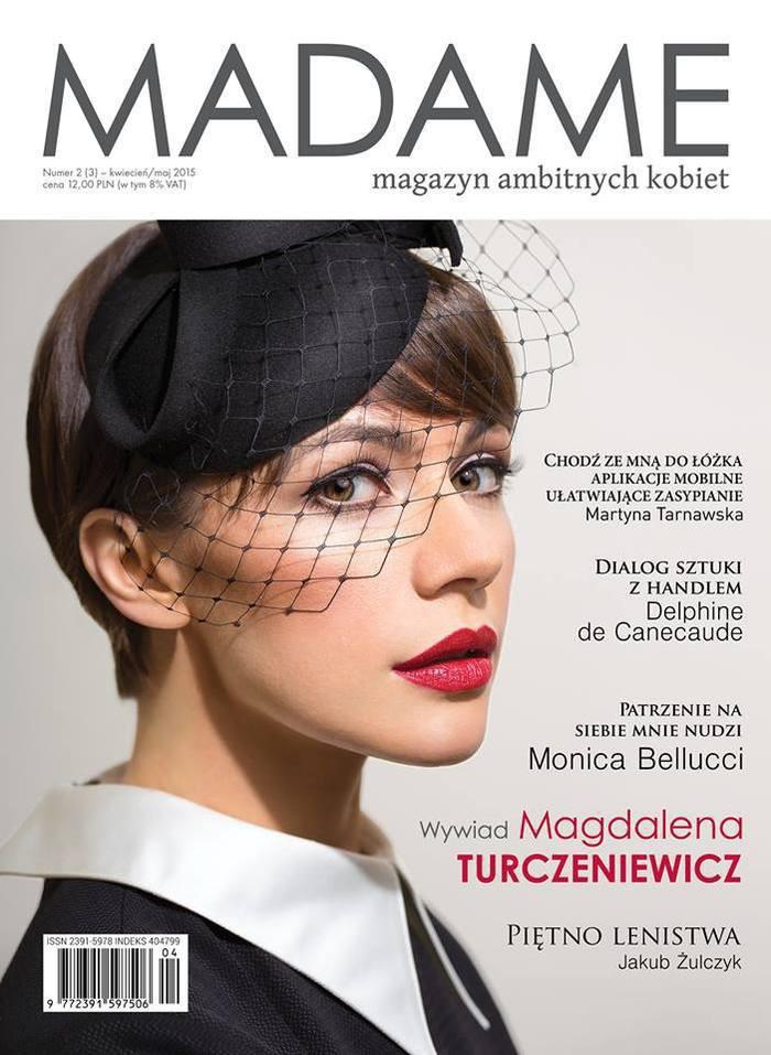 Madame. Magazyn ambitnych kobiet -                     2/2015