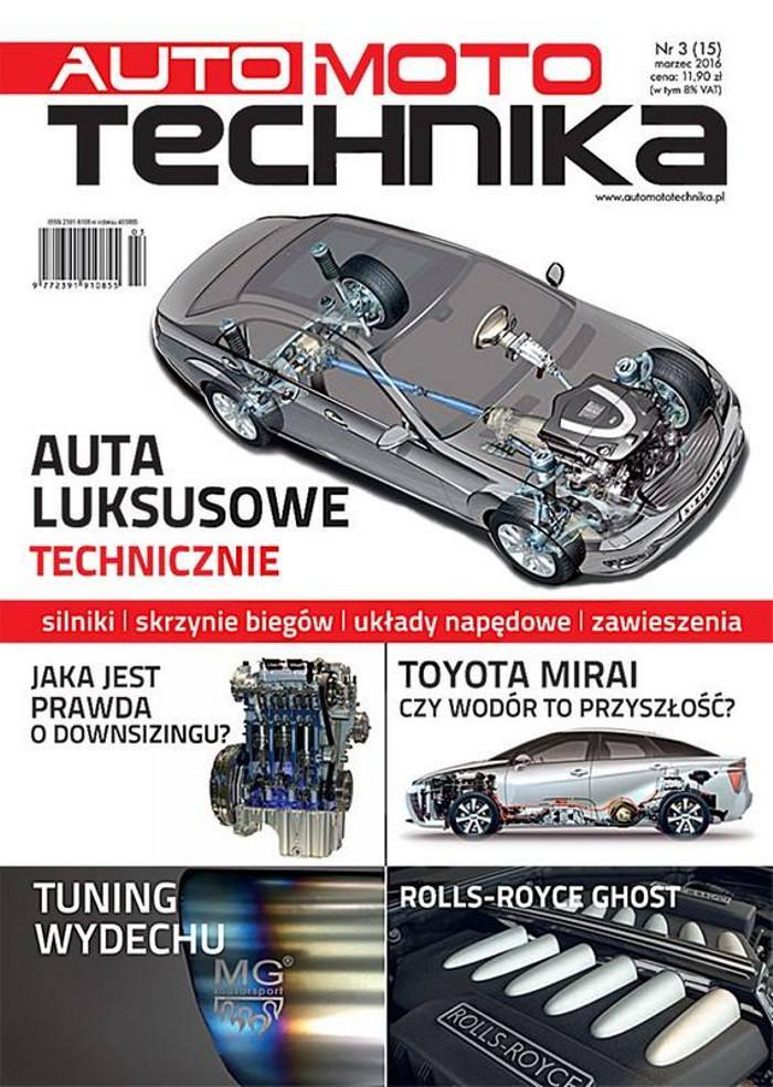 Auto Moto Technika -                     3/2016