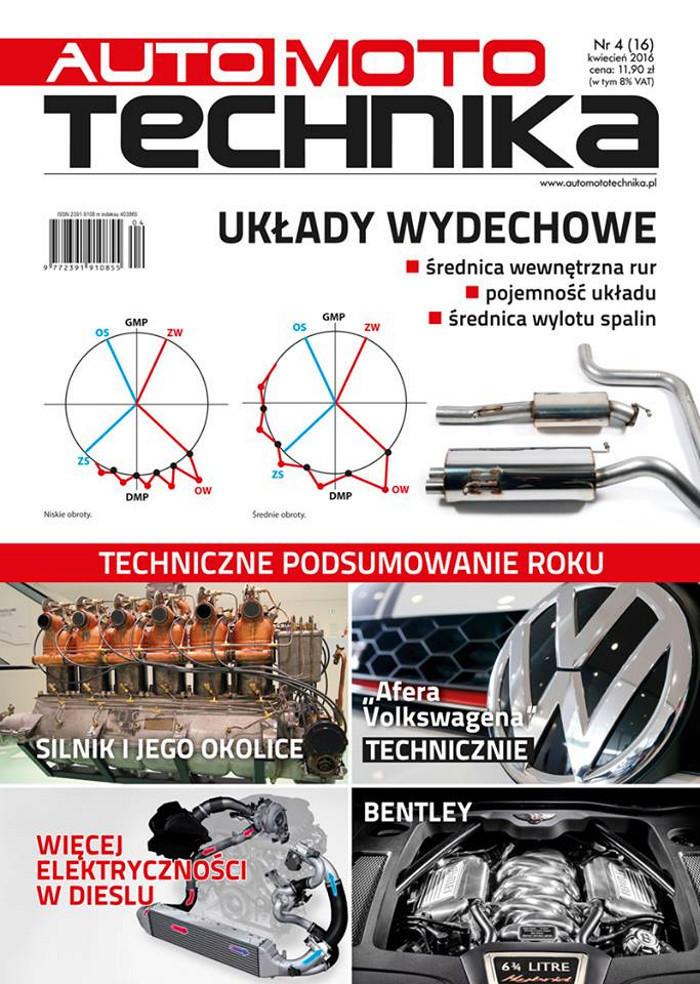 Auto Moto Technika -                     4/2016