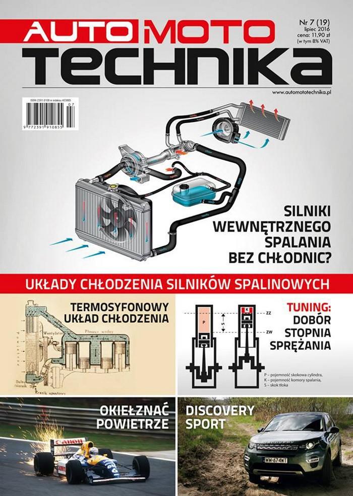 Auto Moto Technika -                     7/2016