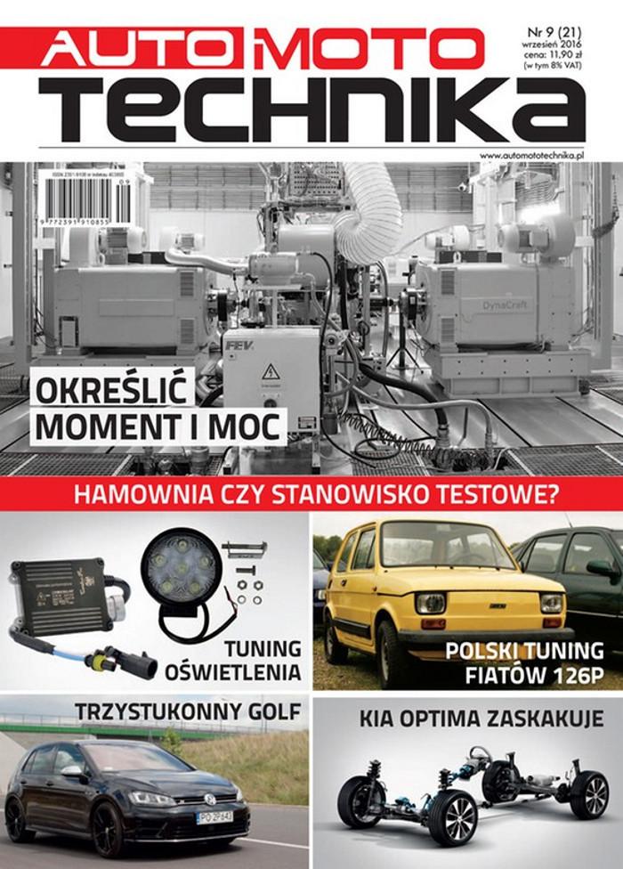 Auto Moto Technika -                     9/2016