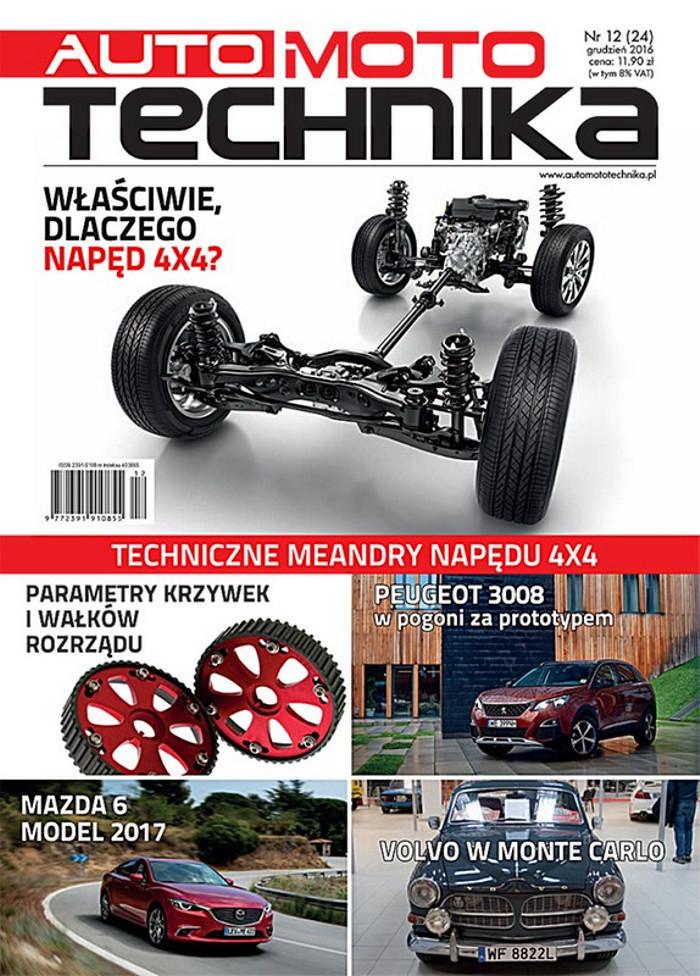 Auto Moto Technika -                     12/2016