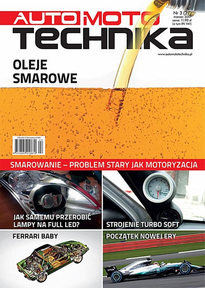 Auto Moto Technika -                     3/2017