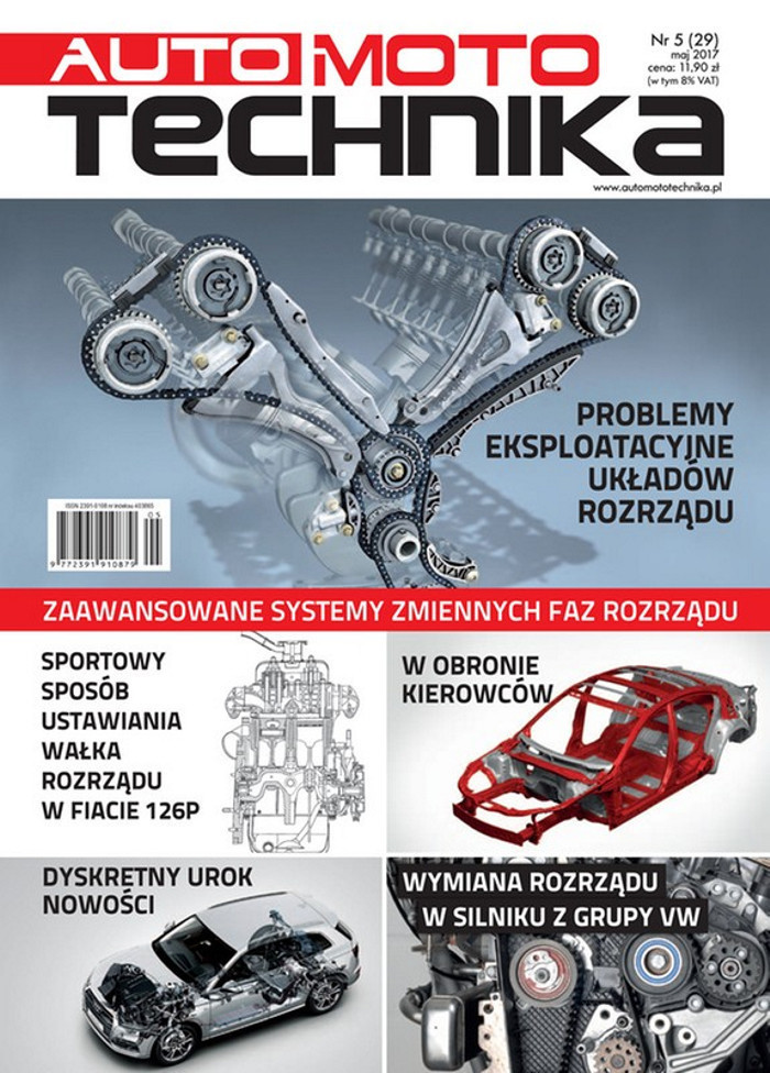 Auto Moto Technika -                     5/2017