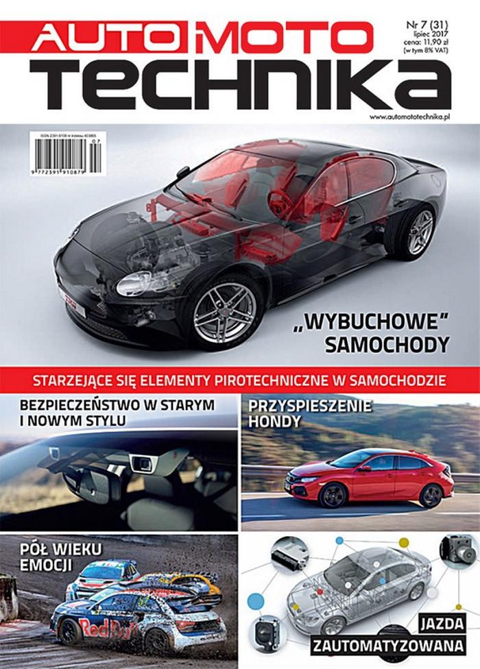 Auto Moto Technika -                     7/2017