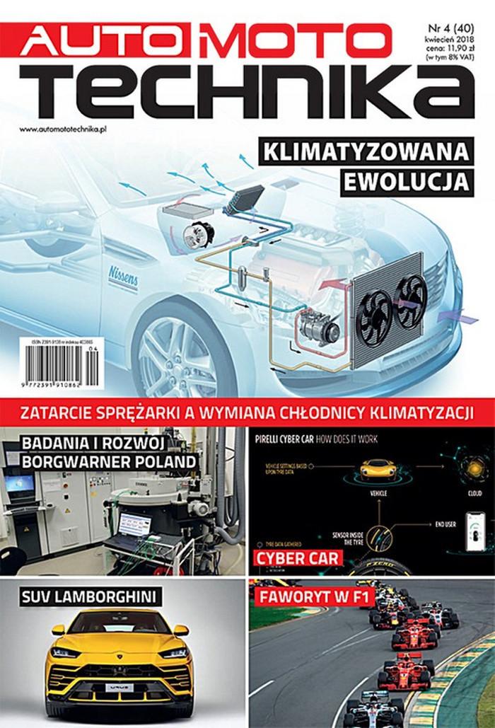 Auto Moto Technika -                     4/2018