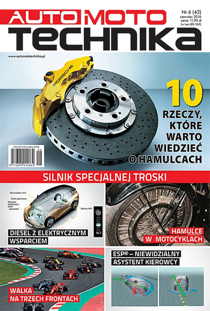 Auto Moto Technika -                     6/2018