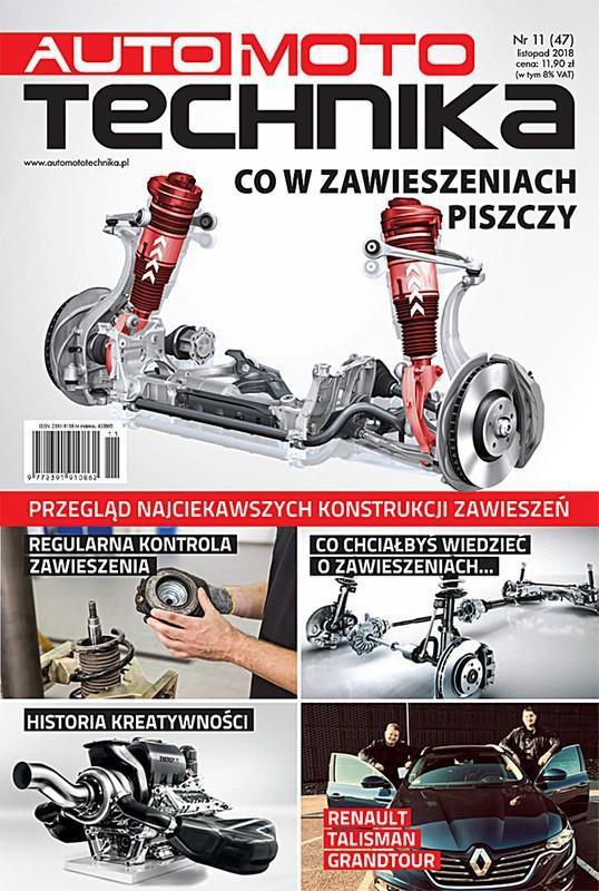 Auto Moto Technika -                     11/2018