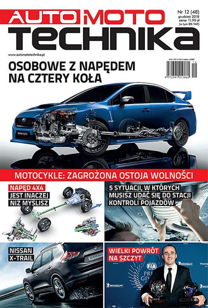Auto Moto Technika -                     12/2018