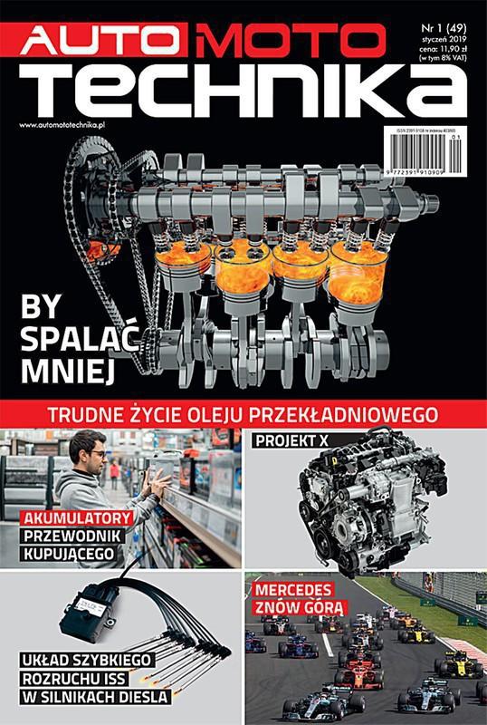 Auto Moto Technika -                     1/2019