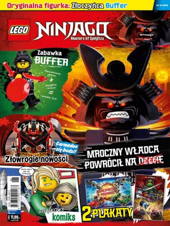 Lego Ninjago -                     6/2018