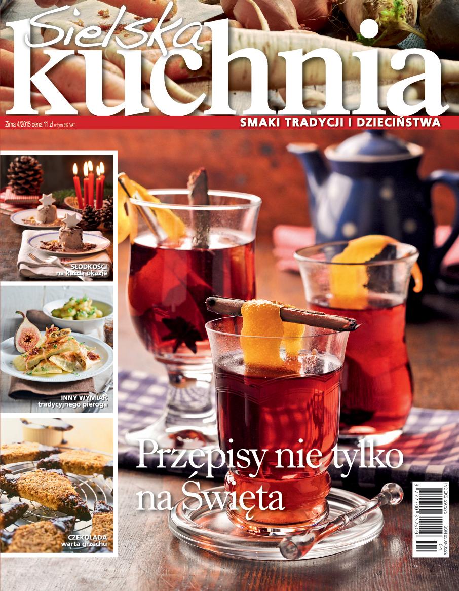 Sielska Kuchnia 42015 Pierwsze Strony Jedynki