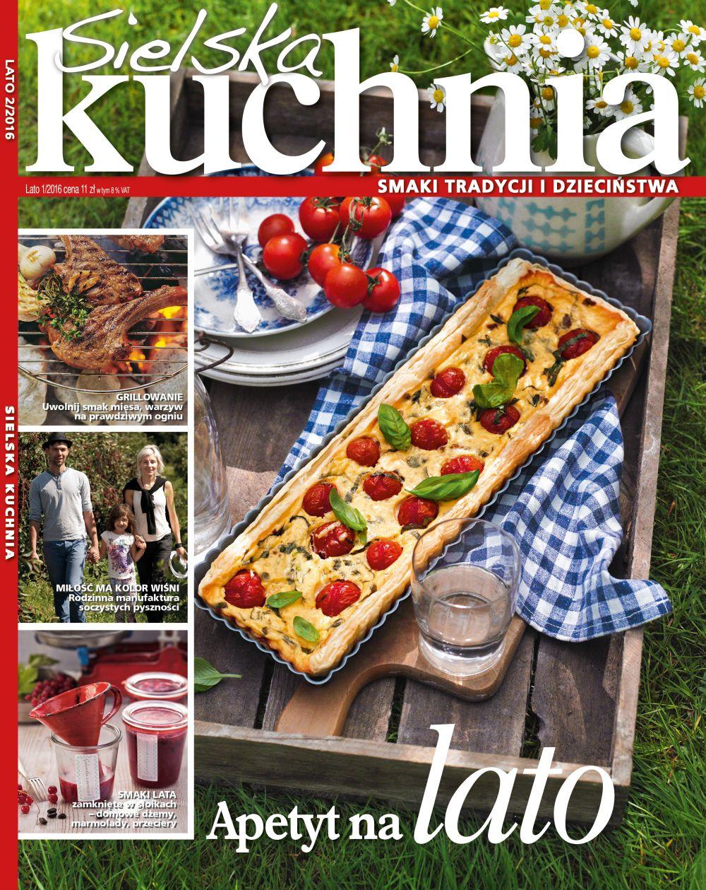 Sielska Kuchnia 22016 Pierwsze Strony Jedynki
