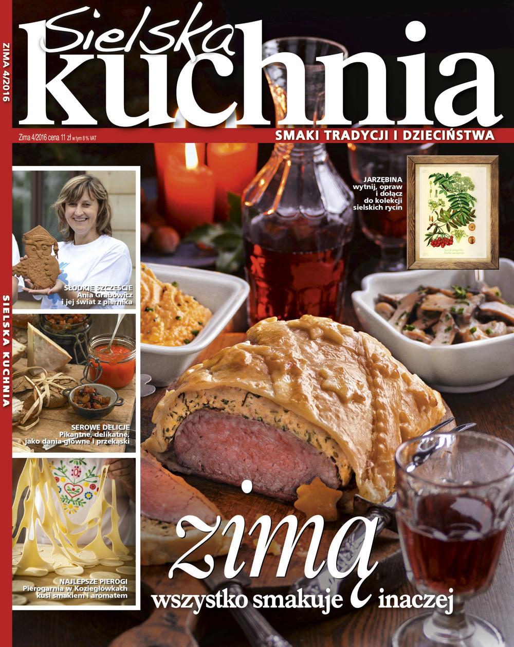 Sielska Kuchnia 42016 Pierwsze Strony Jedynki
