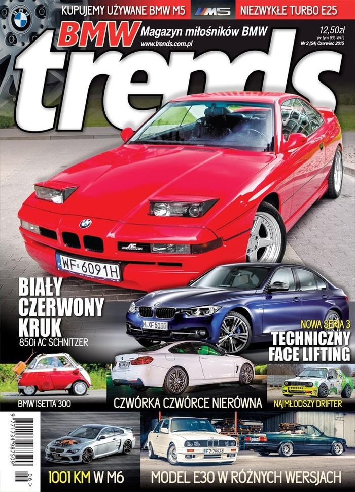 BMW TRENDS -                     2/2015