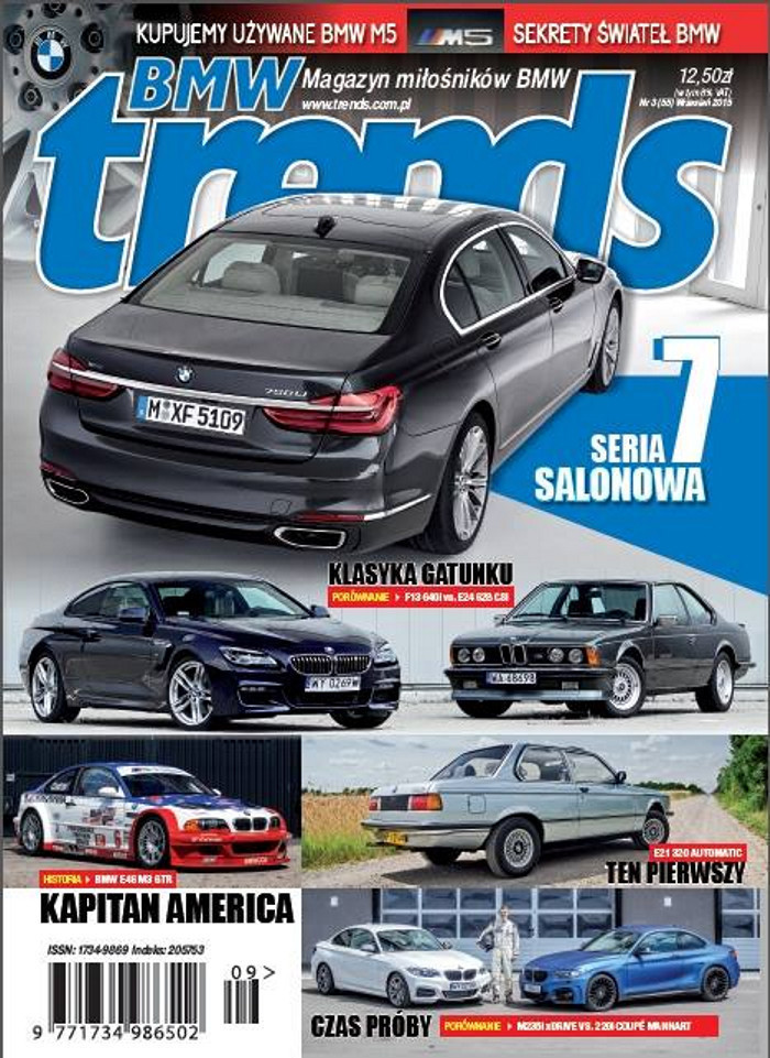 BMW TRENDS -                     3/2015