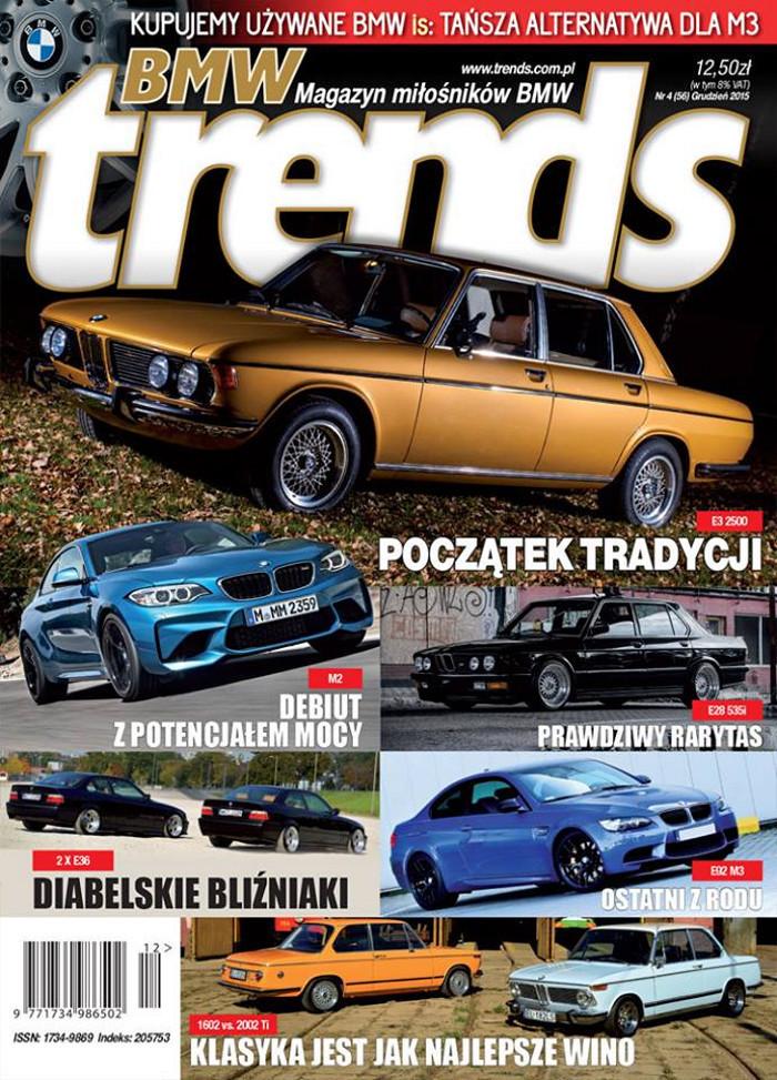 BMW TRENDS -                     4/2015