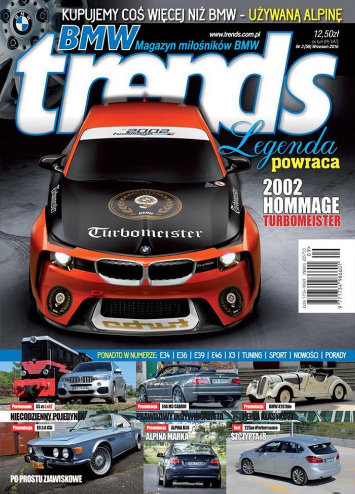 BMW TRENDS -                     3/2016