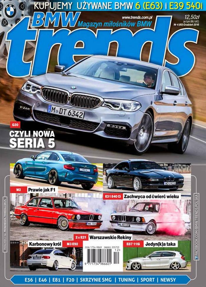 BMW TRENDS -                     4/2016